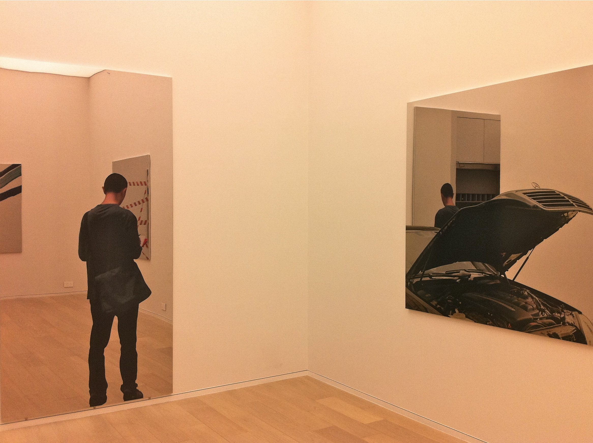 Pistoletto at Simon Lee | post-ism