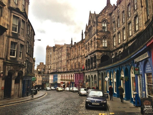 Old Town of Edinburgh