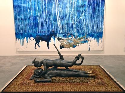 Entang Wiharso at Arndt Gallery