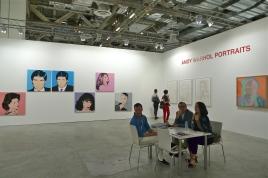 Andy Warhol at Jablonka Galerie