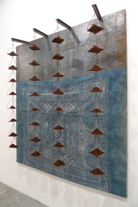 Jannis Kounellis at Edouard Malingue Gallery, HK