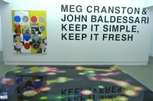 John Baldessari at Michael Janssen, Gillman Barracks