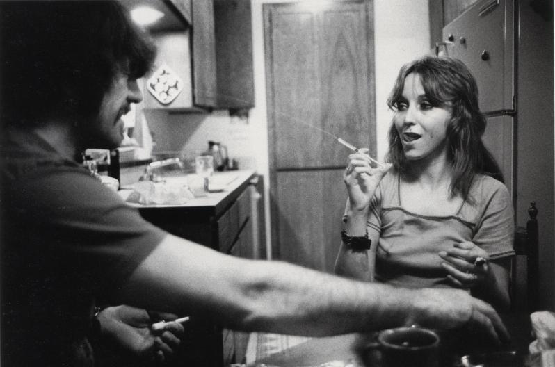 'Jack and Lynn Johnson', Oklahoma City , 1973