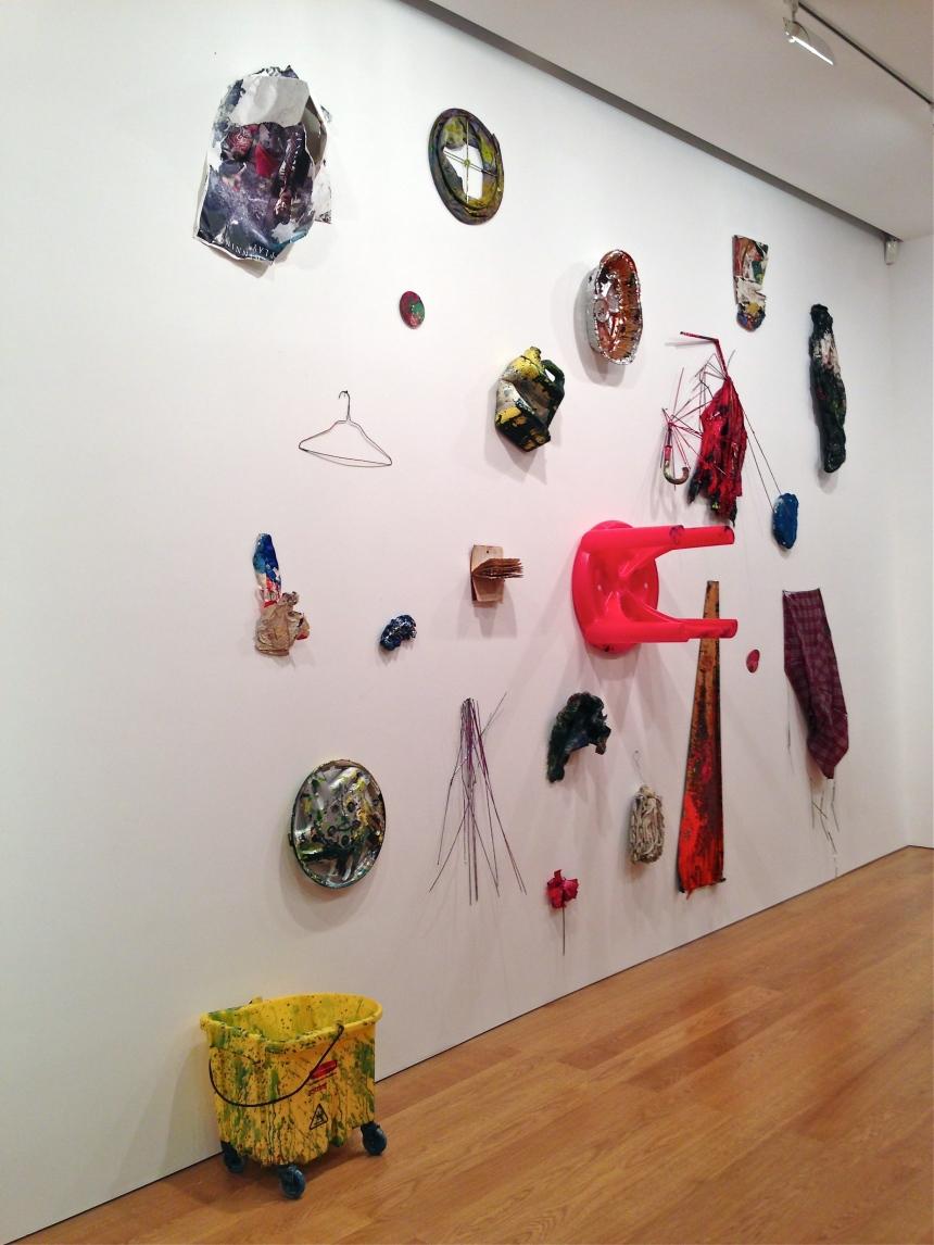 Dan Colen, 'Trash', 2011