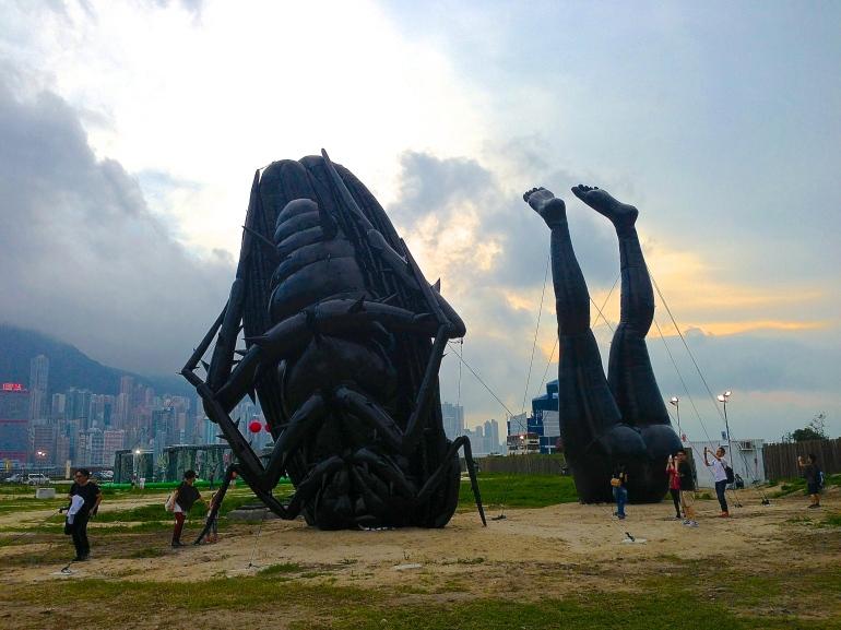 Tam Wai Ping, 'Falling into the Mundane World'