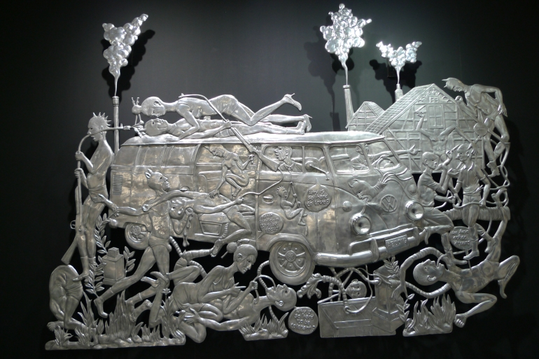 Entang Wiharso, 'The Other Dream: I Love You Too Much- Wagon Series', 2011-2012