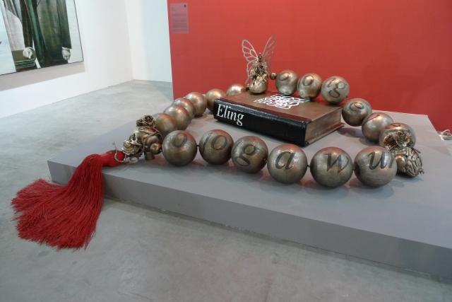 Sri Astari, 'Prayer Beads', 2012