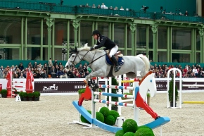 Back in the Saddle at the SautHermès