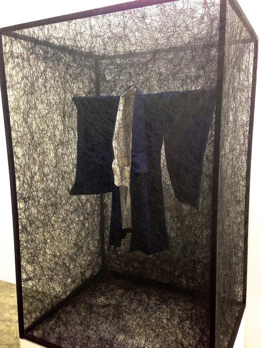 Chiharu Shiota, 'State of Being Boy's Kimono', Galerie Daniel Templon