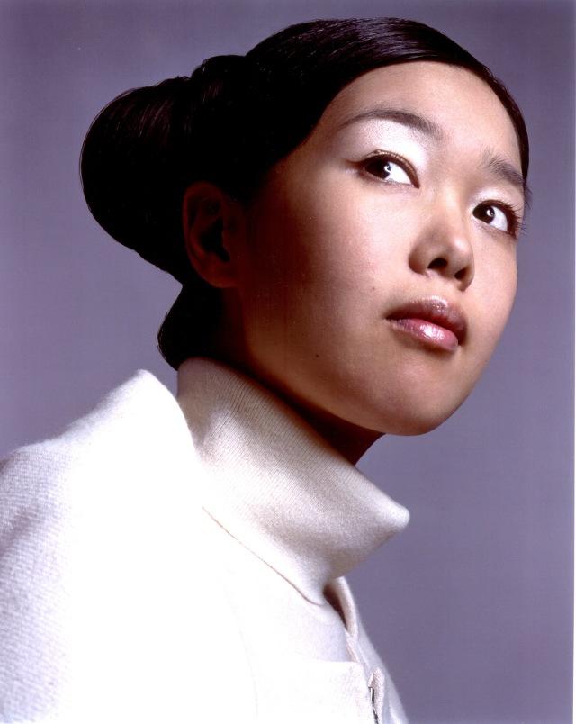Mariko Mori. Photo by David Sims
