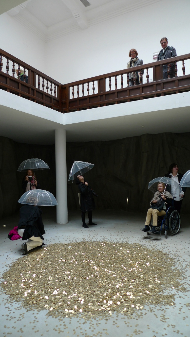 Russian Pavilion: Vadim Zakhov, 'Danaë'