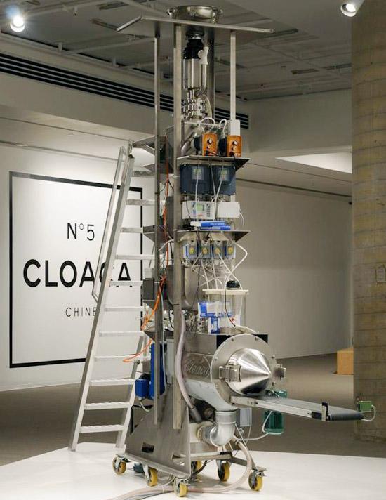 'Cloaca No.5'