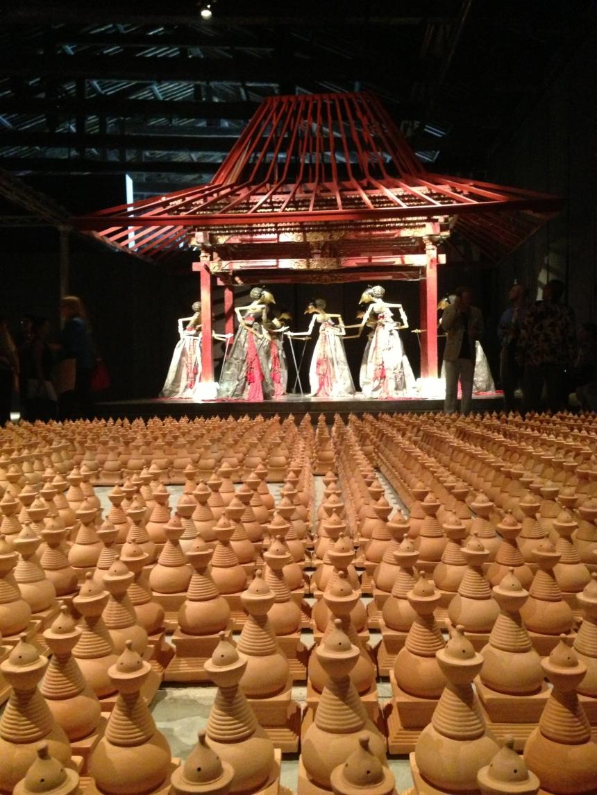 Indonesian Pavilion, 'Sakti'