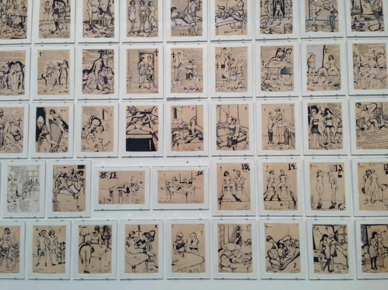 Evgenij Kozlov, 'The Leningrad Albums', 1967-73, in The Encyclopedic Palace