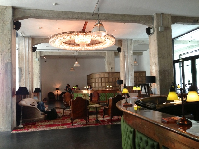 Berlin's über cool Soho House