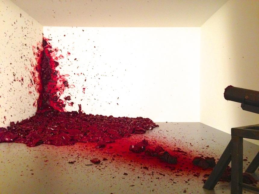 Anish Kapoor exhibition at Gropius Bau