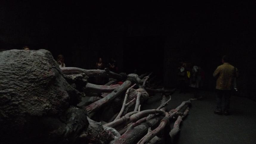 Berlinde de Bruyckere,, 'Kreupelhout- Criplewood', Belgian Pavilion