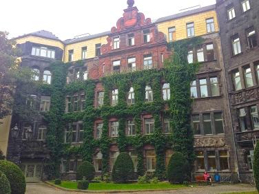 A classic architectural gem in Kreuzberg