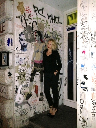 The streets of Mitte are lined with cool cafes and bars, and layers of graffiti and street art