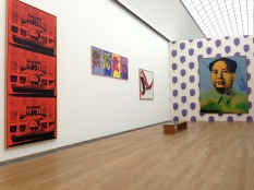 A (giant) room full of Warhol at Hamburger Banhof