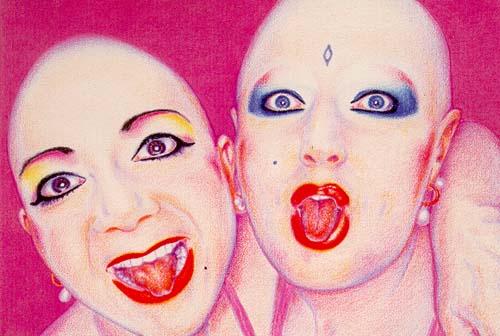 EVA & ADELE, 1999 at the Neuer Berliner Kunstverein