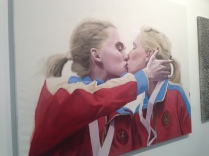 Mikhail Blinov, 'The Joy of Victory', 2013, at Art Moskva