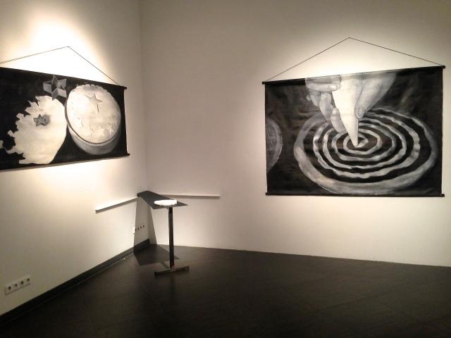 Olga Chernysheva at Ekaterina Foundation exhibition, 'Reconstruction'