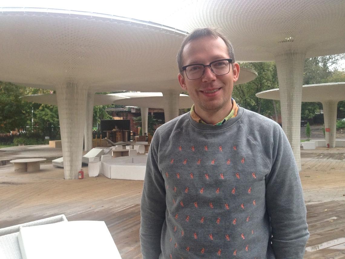 Anton Belov, Director of Garage Centre of Contemporary Culture