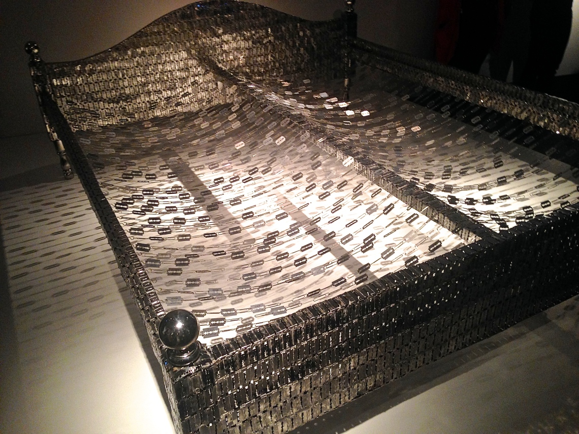 Tayeba Begum Lipi, 'Love Bed', 2012