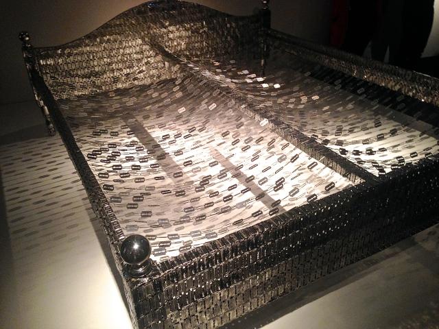 Tayeba Begum Lipi, 'Love Bed', 2012
