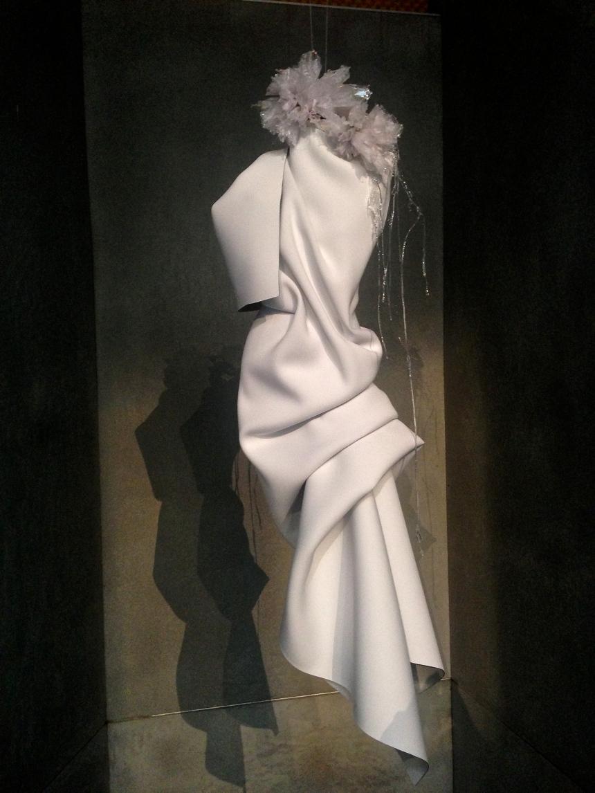 Toni Maticevski, 'Triptych in White', 2013