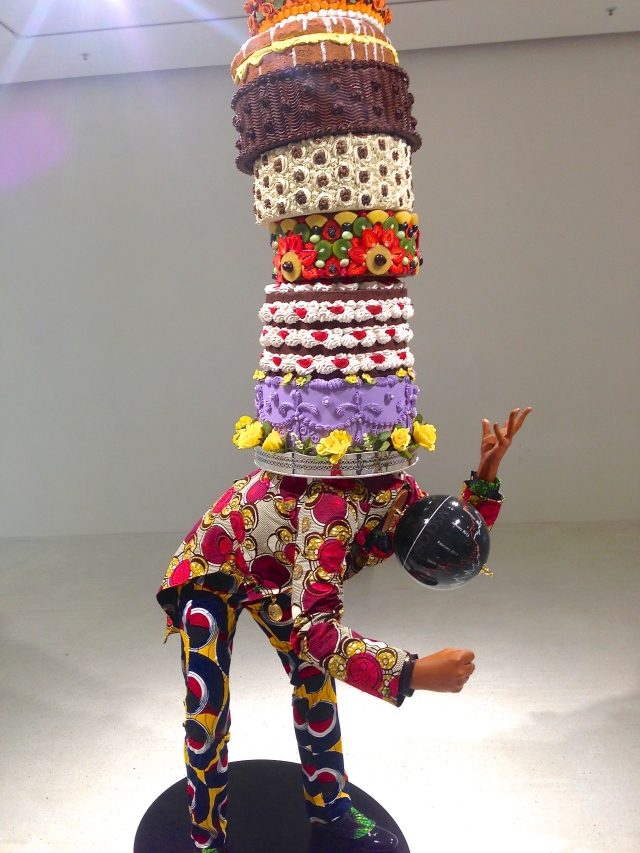 'Cake Man', 2013