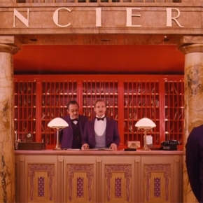 Wes Anderson's 'The Grand Budapest Hotel'