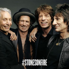Stones on Fire