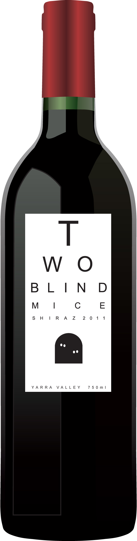 Surface pleasures or choosing a wine by its label post ism two blind mice2 geenschuldenfo Gallery