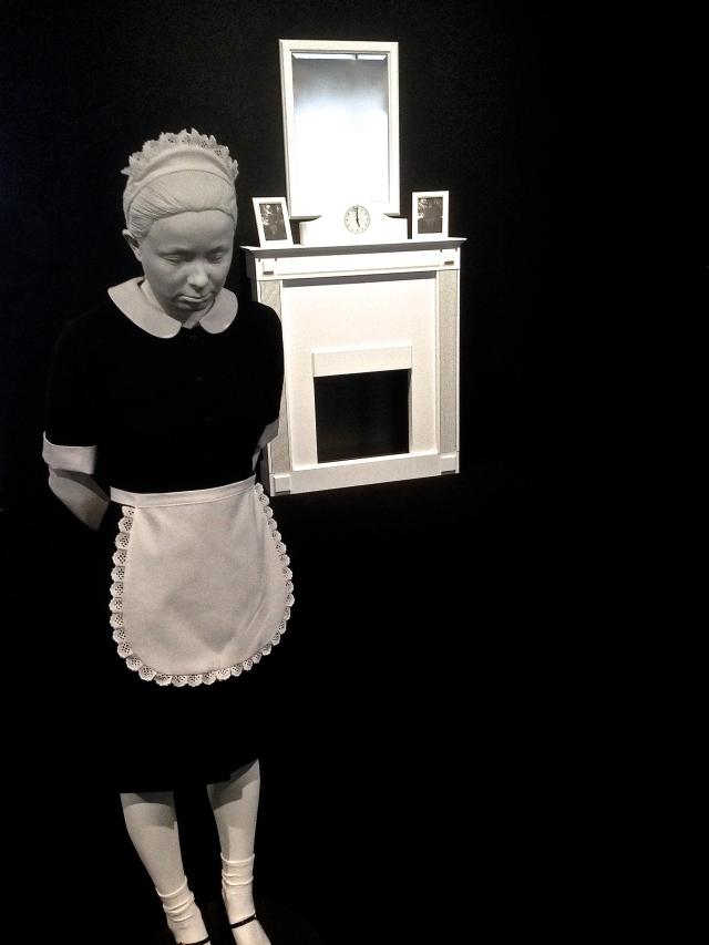 'White Maid', 2014.