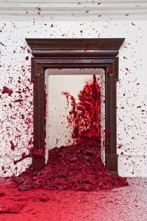 Anish Kapoor: Blood, Sweat and Tears