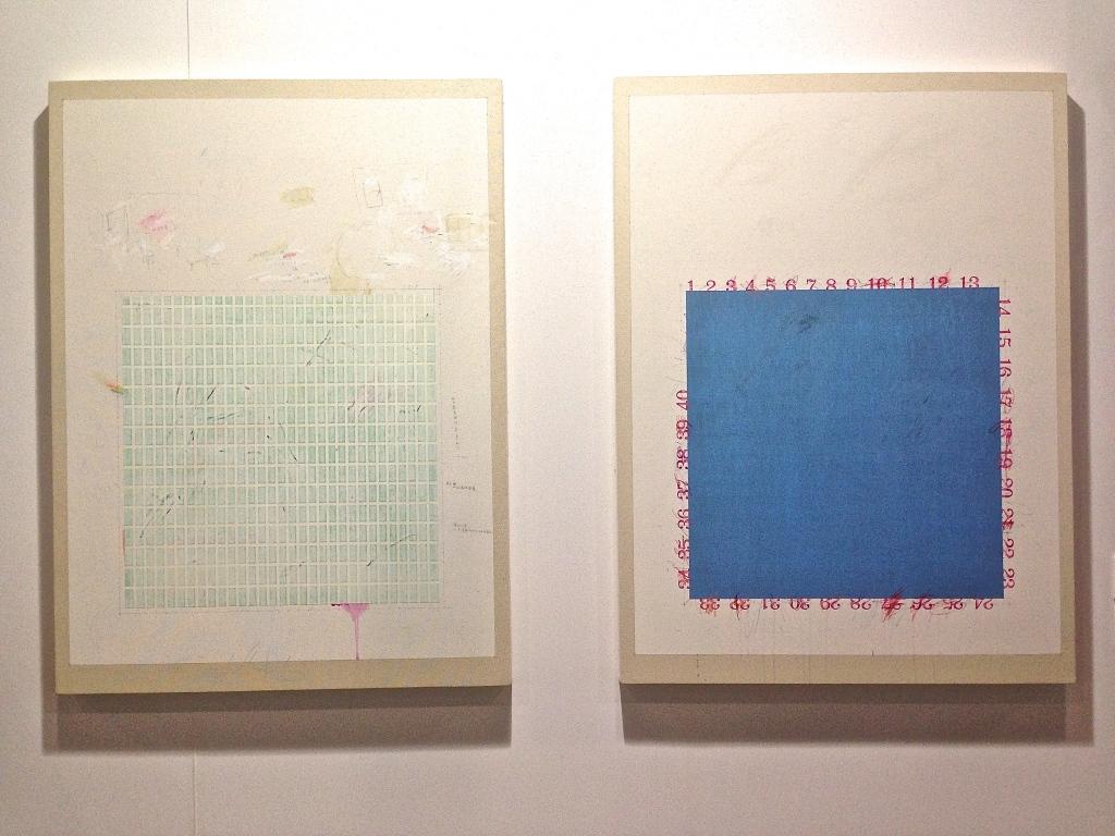Hong Kong artist, Au Hoi Lam's, 'Memento', 2014. Osage Gallery