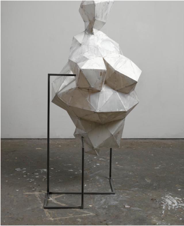 'Metaplasmus' (Second Version), 2013. Courtesy Simon Lee Gallery.