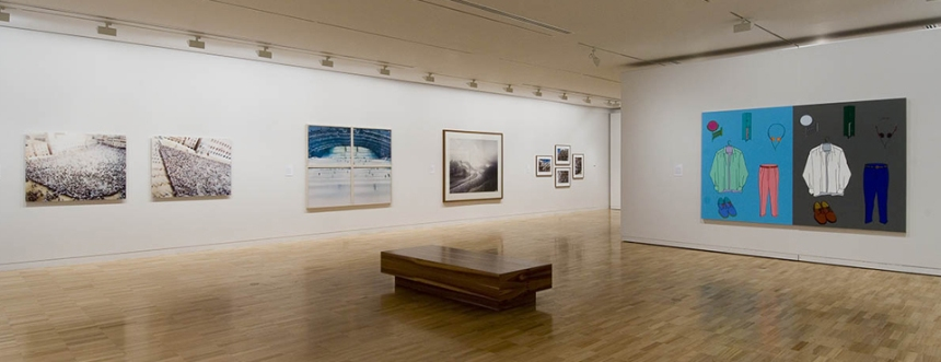 Art Gallery with UBS Art Collection