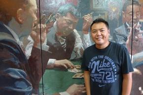Chow Chun-Fai – Artist, HongKong