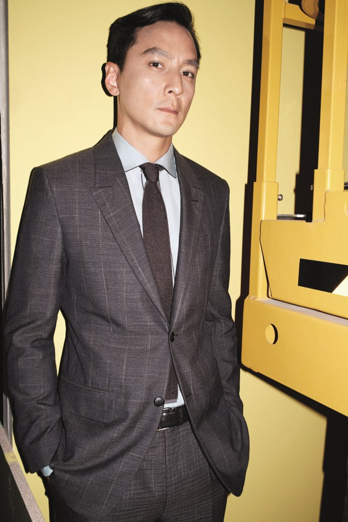 Hong Kong actor, Daniel Wu