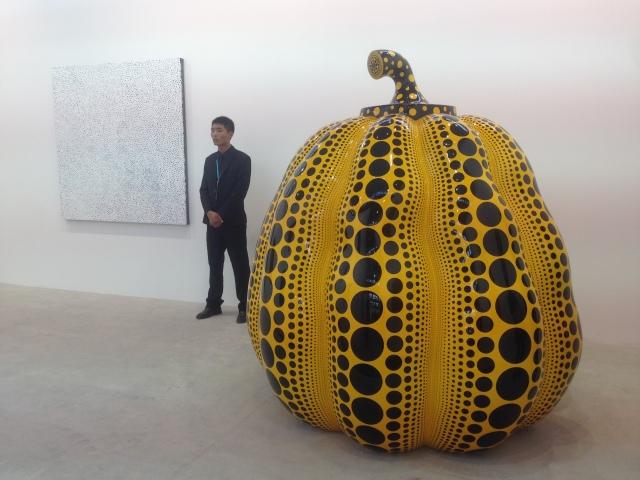 Yayoi Kusama at OTA Fine Art