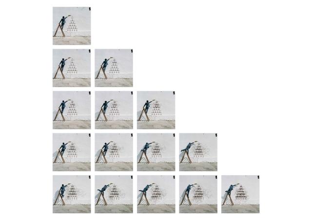 'Fountain', 2014. Courtesy the artist and Lehmann Maupin