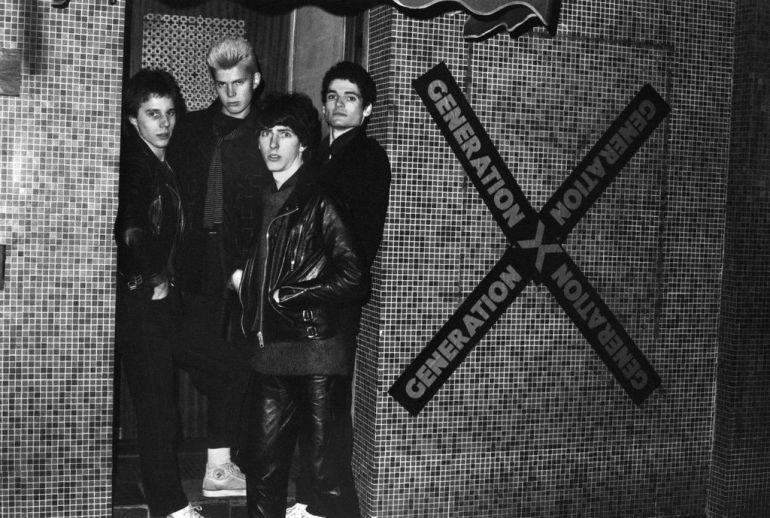 Generation X at The Roxy
