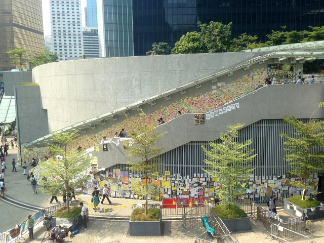 The 'Lennon Wall'