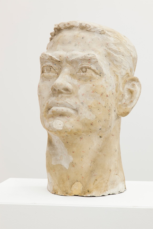 Liu Ding, 'For the Sake of Ten Thousand The Bust of an Old Hero'