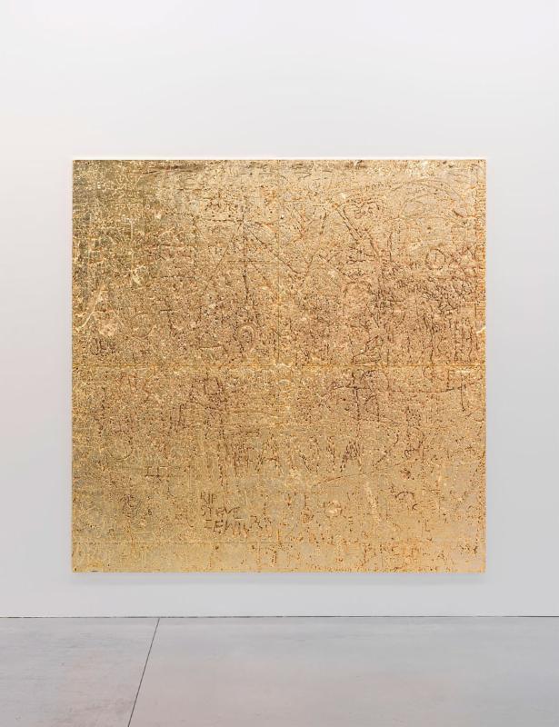 Rudolf Stingel, 'Untitled', 2012.  Photo by Alessandro Zambianchi. Courtesy Gagosian Gallery.