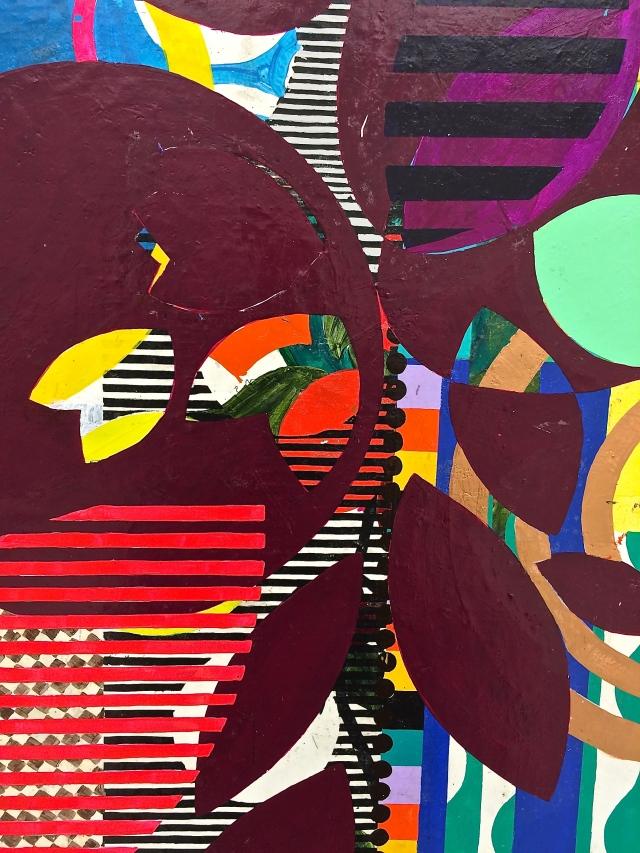 Detail of 'Queimadinho', 2014.
