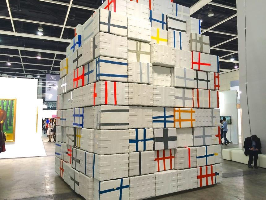 Joao Vasco Paiva, 'Monument', 2015. Encounters section, Art Basel Hong Kong, 2015